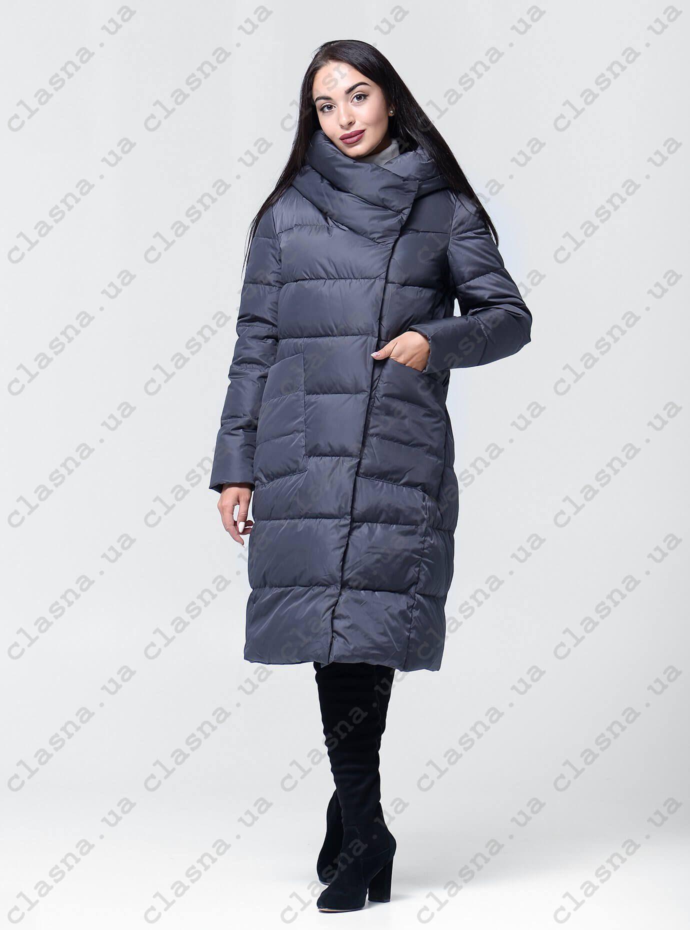 dd1cae22131b Куртка женская CW18D8438CW   Clasna   Пуховик