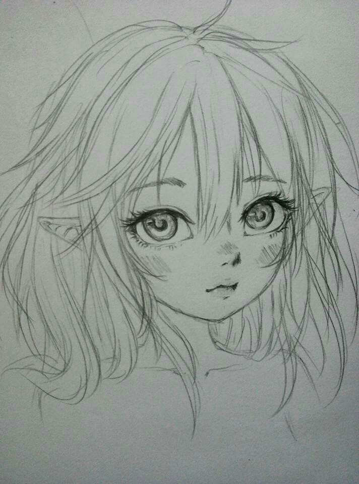 Photo of # – My Anime Draw Blog