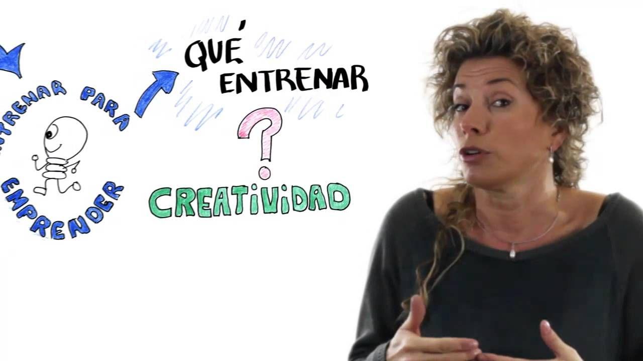 Entrenar para emprender. Video presentación. María Batet