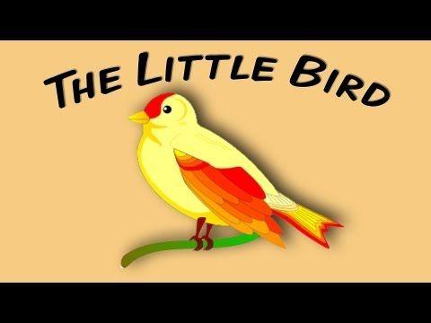 VIDEO: The Little Bird (fingerplay song for children ...