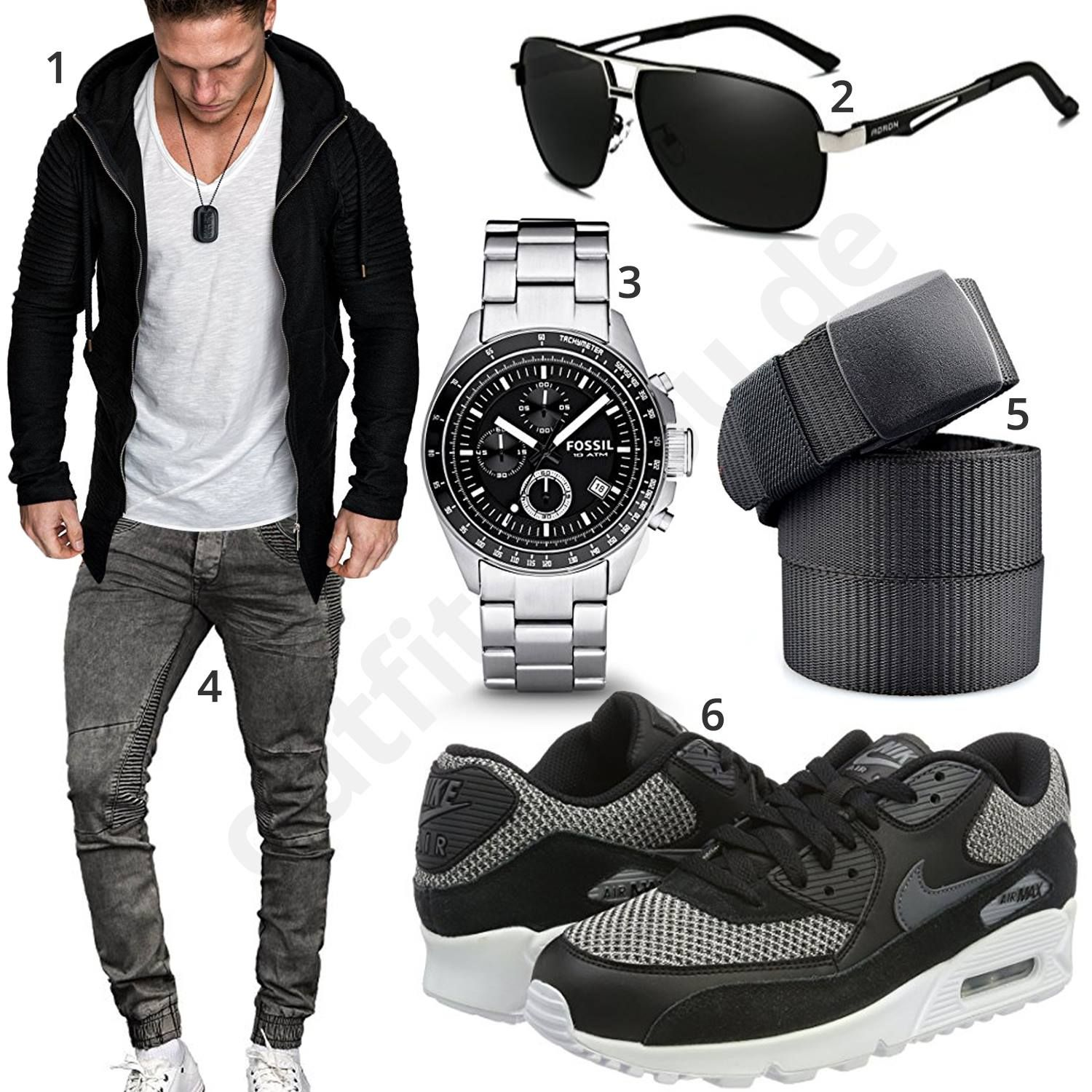 2692a4511a4 Cooler Style mit Nike