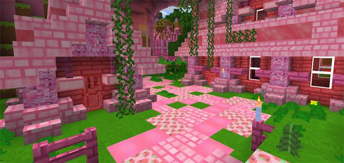 Kawaii World Texture Pack 16 16 For Minecraft Pe With Images