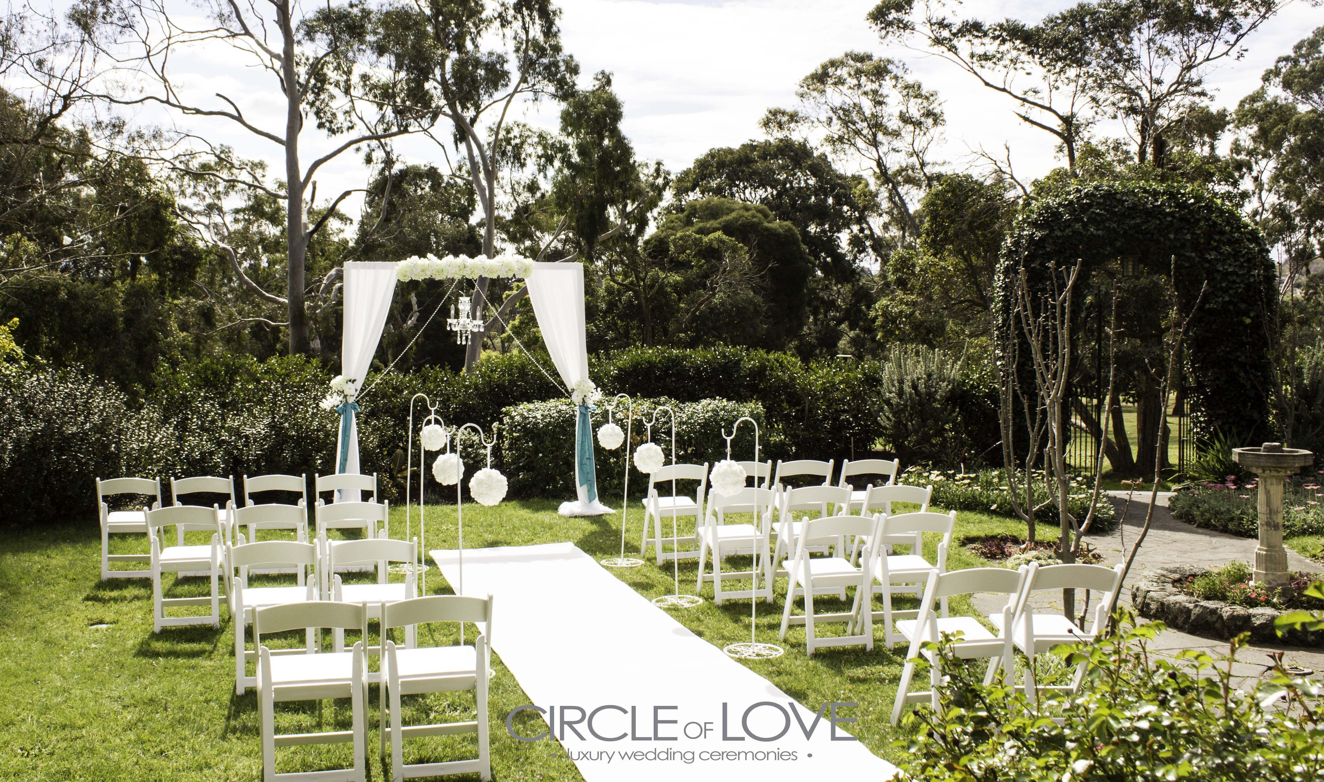 garden party wedding venues melbourne%0A Wattle Park Chalet  Wedding locations Melbourne  www circleofloveweddings com au