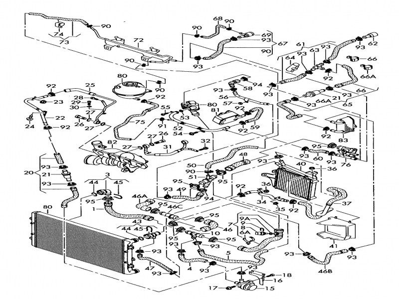 Audi Tt Cooling Diagram