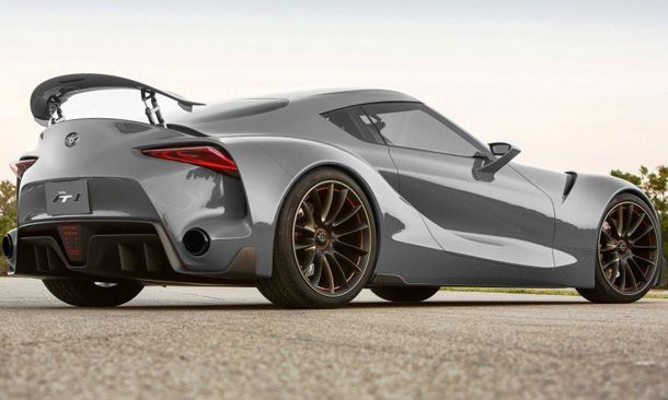 2018 Toyota Ft1 Price Release Date Rumor Performance Car Price