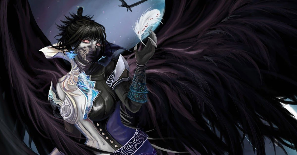 Anime Dark Angel Boy Wallpaper Anime Dark Anime Dark Angel