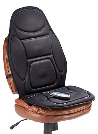 Mobile Heated Massage Cushion At Www Feelgoodstore Com