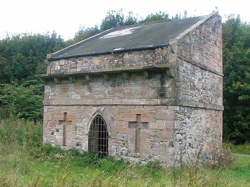 The Doocot Dovecot In Eglinton Country Park Irvine North