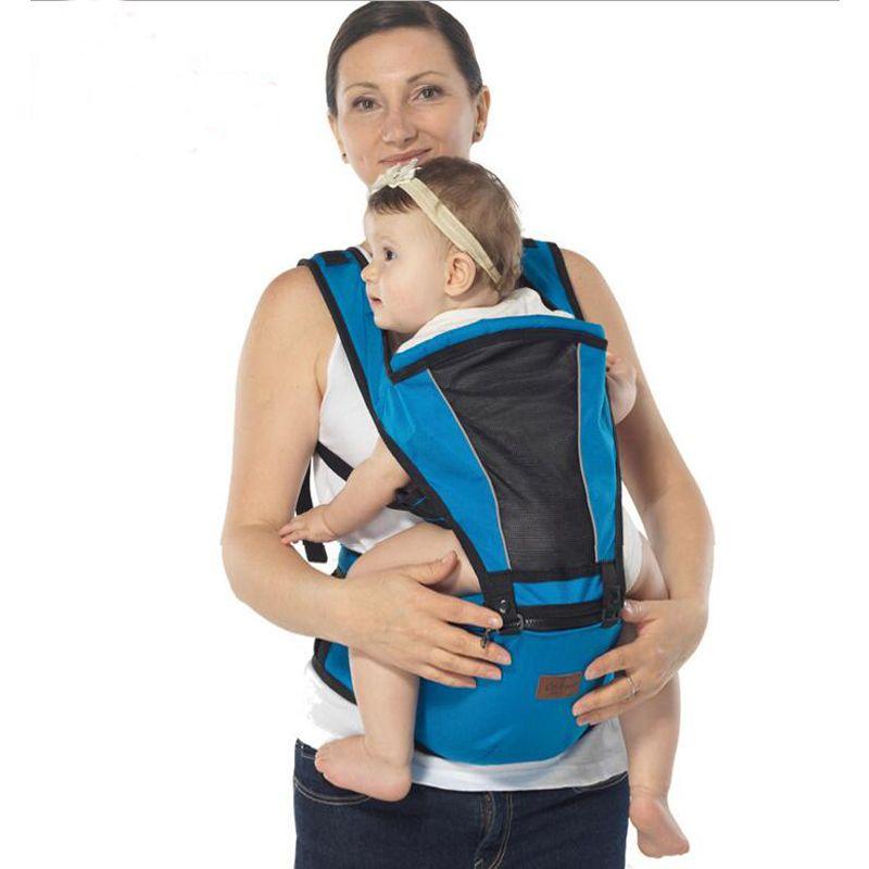 Breathable Baby Carrier Sling Stroller Manduca Baby Sling Wrap