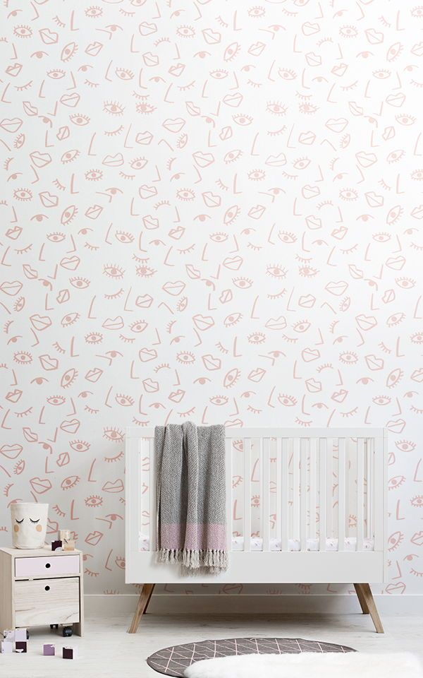 dusty pink face effect wallpaper mural wallpapers pinterestdusty pink face effect wallpaper mural wallpapers pinterest wallpaper murals, wallpaper and bedrooms
