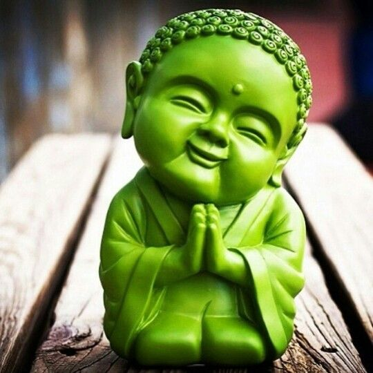 Smile and be at peace today and every day!