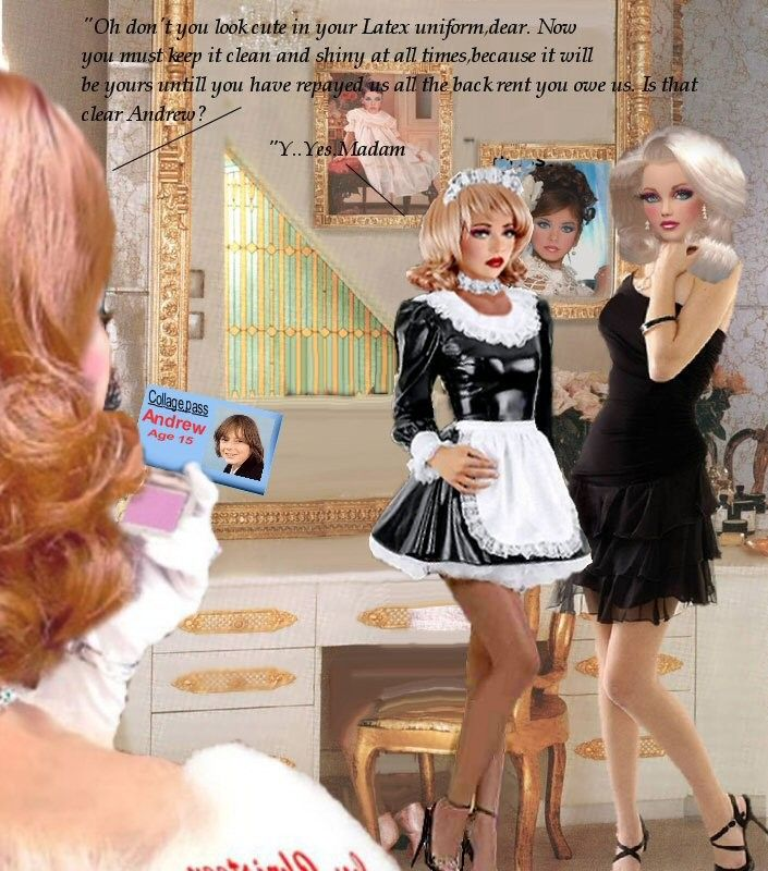 Sexy Maid Sissy Andrew Pinterest Maids Sissy