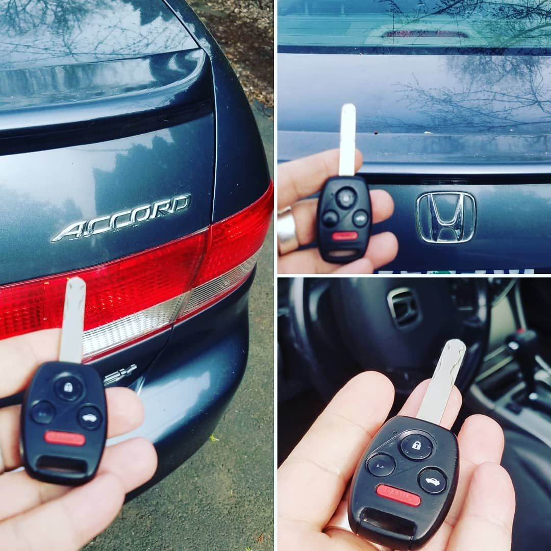 All new Honda key fob available to you just a ring away