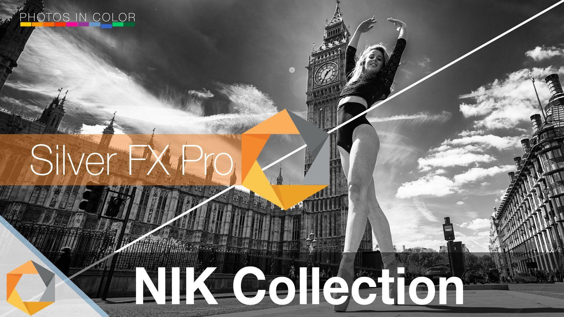 Nik Collection Tutorial - Part 7 - Silver FX Pro Photoshop ...