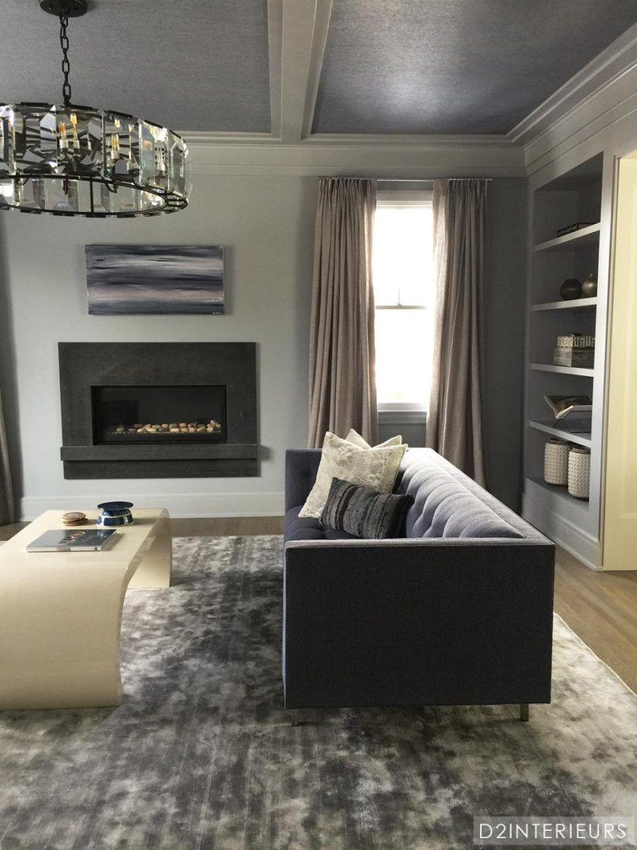 40 vielfältige zeitgenössische Wohnzimmer Ideen, die begeistern ...
