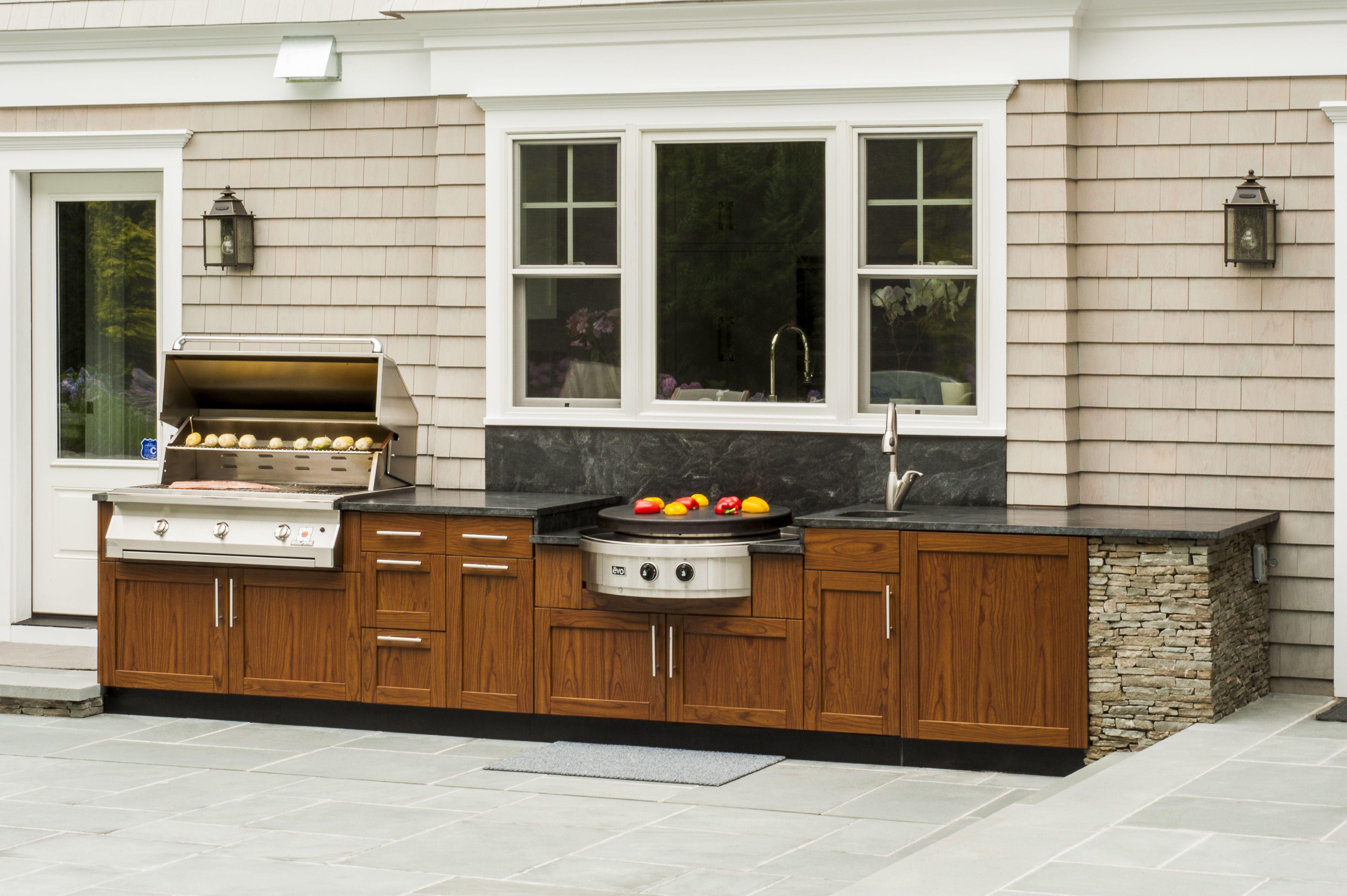 8 Outdoor Kitchen Designs, Ideas & Plans Outdoor kitchen