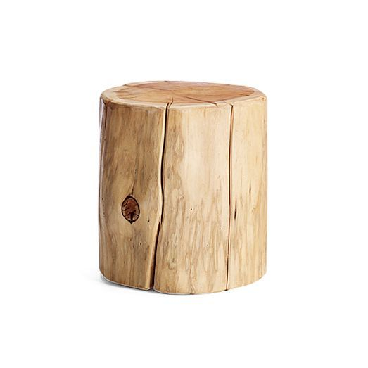 DIY Solid Wood Block Table   Oh the possibilities. DIY Solid Wood Block Table   Oh the possibilities    Tree stump