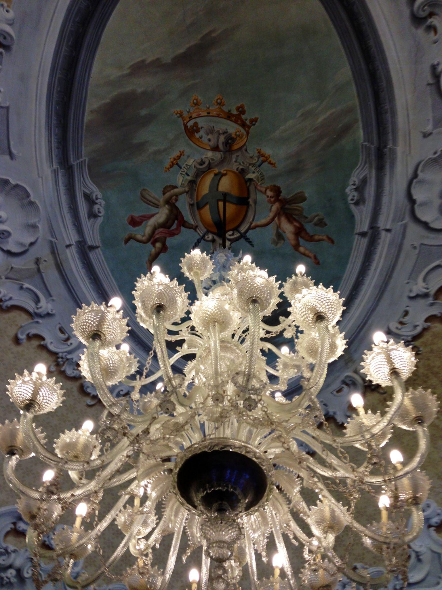 Modena City Hall Nice light!