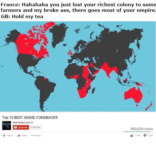 Top 10 Comebacks Historymemes Dark Humour Memes History Jokes Empire Memes