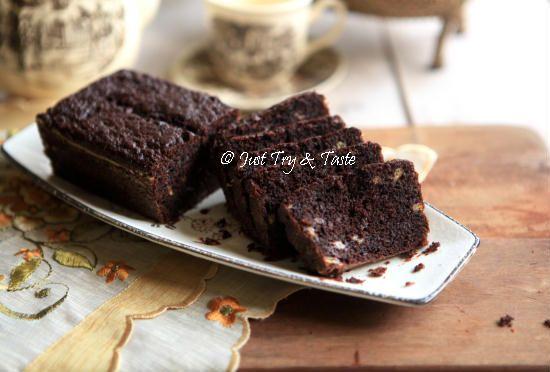 Resep Brownies Pisang Super Duper Moist Jtt Makanan Makanan Manis Hidangan Penutup