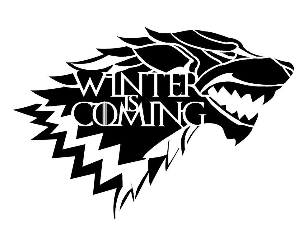 Here s your game of thrones stencil tell us what you