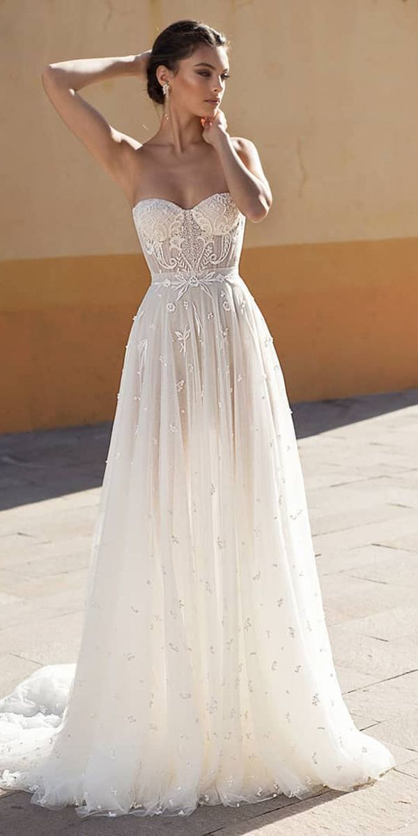 Photo of 21 Strapless Wedding Dresses For A Queen | Wedding Dresses Guide