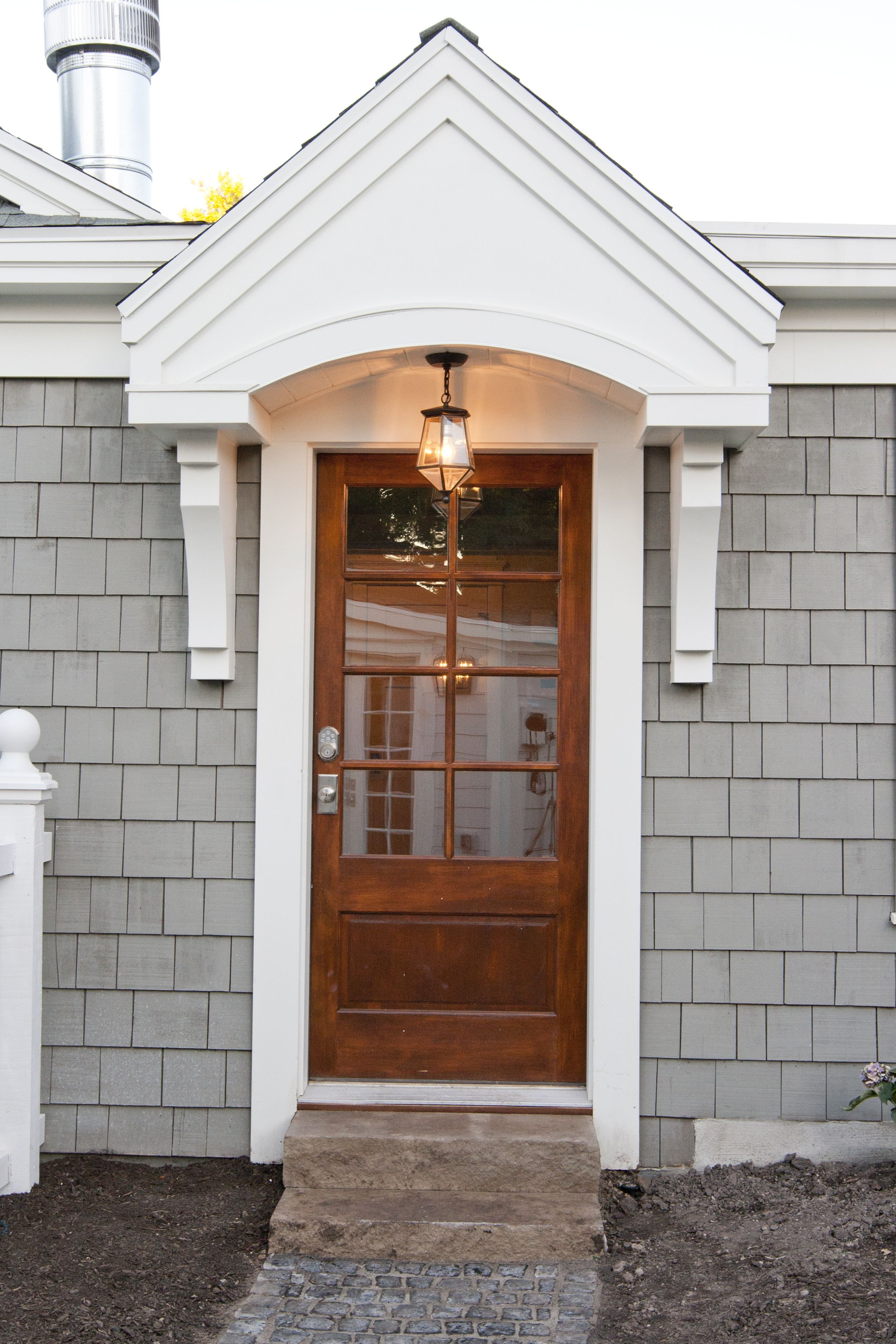 Exterior paint color driftwood gray by cabot