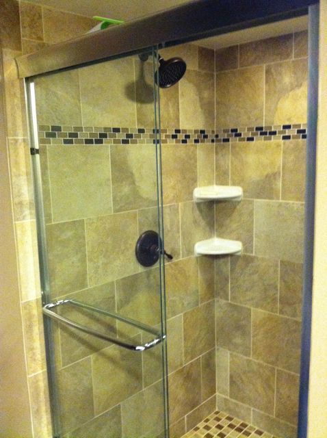 The idea of redecorating the bathroom on a budget is totally doable.