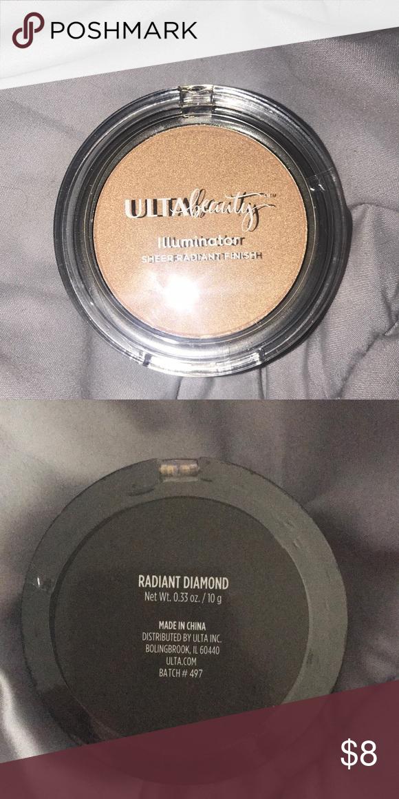 Ulta Beauty Illuminator in Radiant Diamond Create the