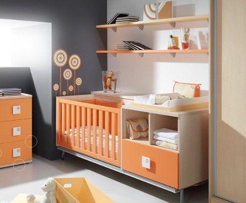 muebles de melamina naranja infantiles - Buscar con Google | solo ...