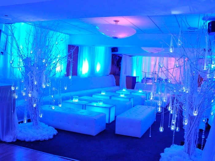 Ordinary Winter Wonderland Themed Party Decoration Ideas Part - 8: Winter Wonderland Themed Party Decoration Ideas - Party Ideas