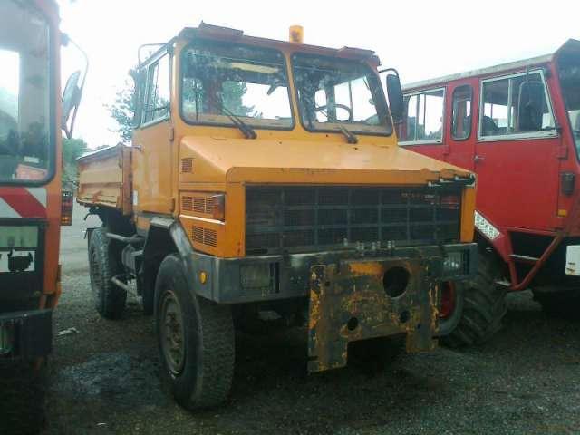 Camion poids lourd brimont cl80 occasion 1 camion d - Camion benne americain ...