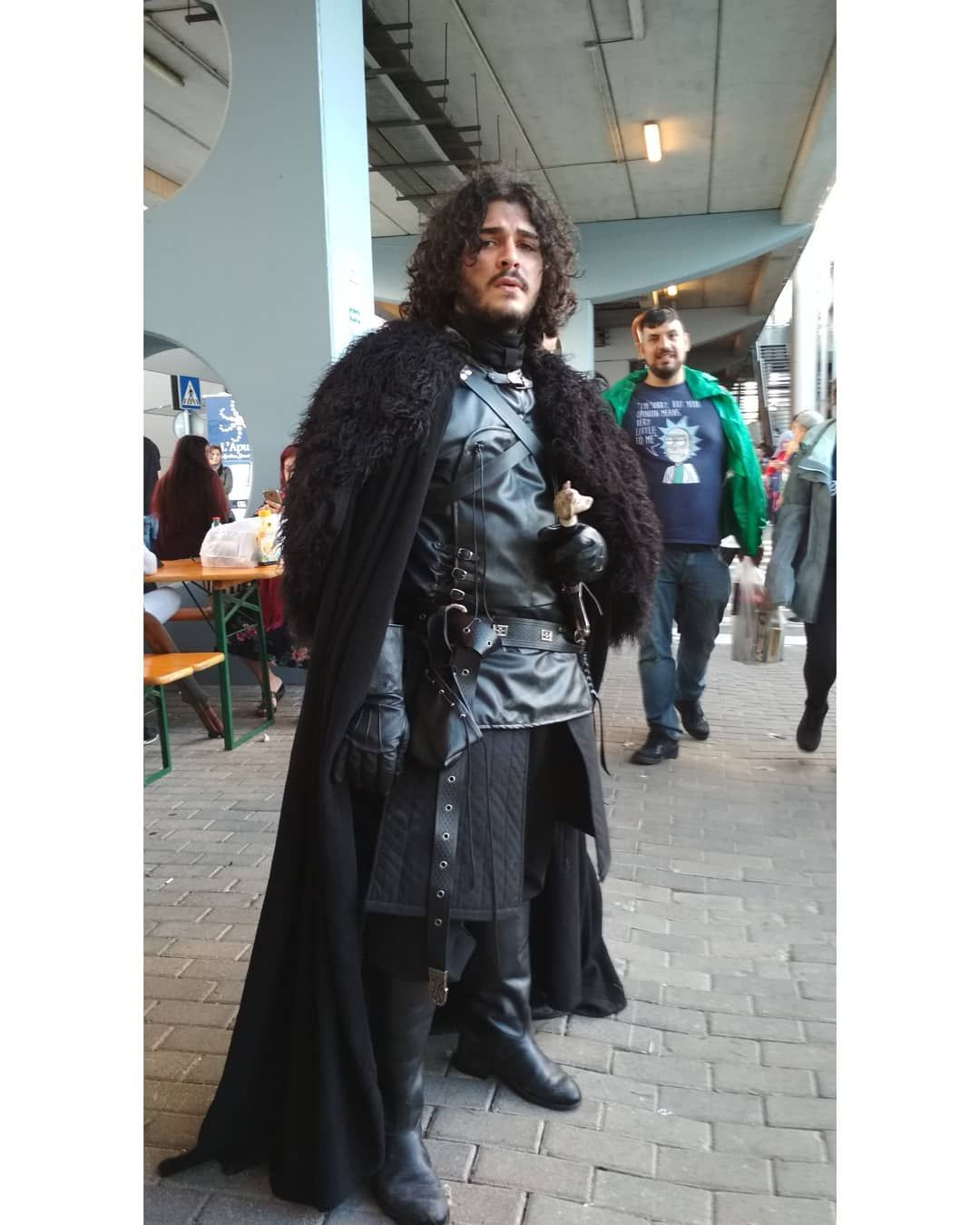 Game Of Thrones Jon Snow Anleitungen Für Kreative Kostüme Game