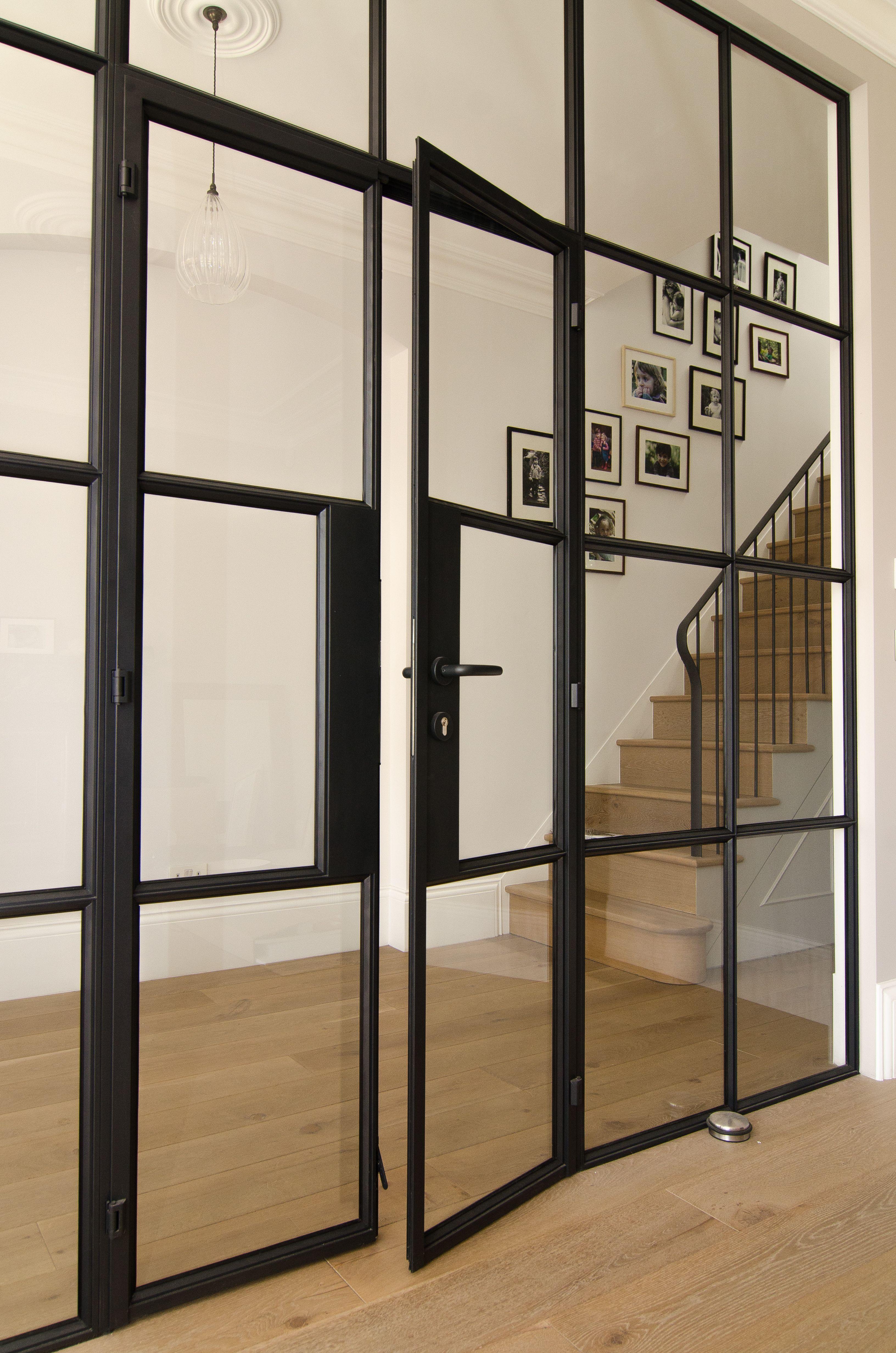 Crittal Style Steel Internal Door Internal Glass Doors Glass Doors Interior Exterior Doors With Glass