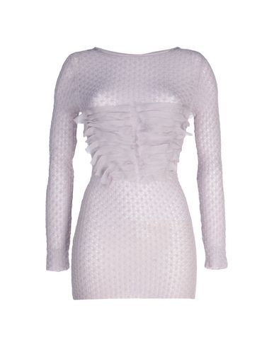 JUST CAVALLI Women's Sweater Lilac 10 US