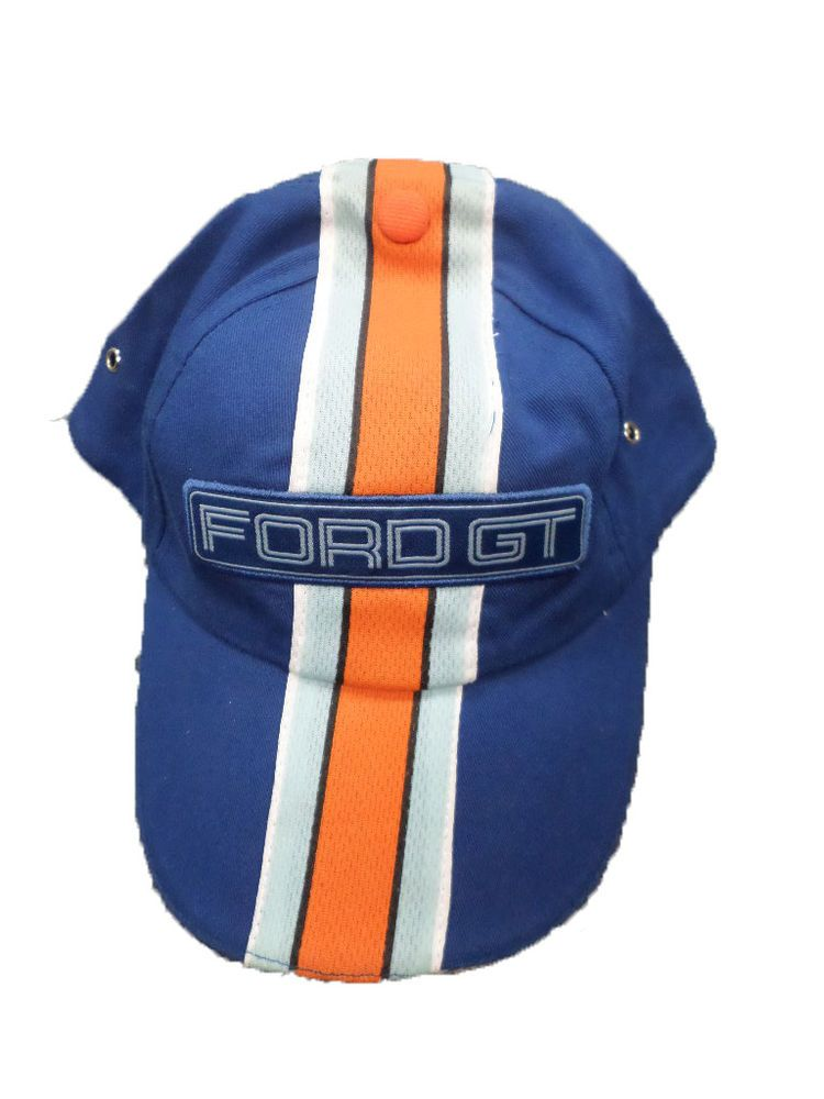 New Genuine Ford Gt Baseball Cap  Ford Gt Baseball Cap Baseball Hat