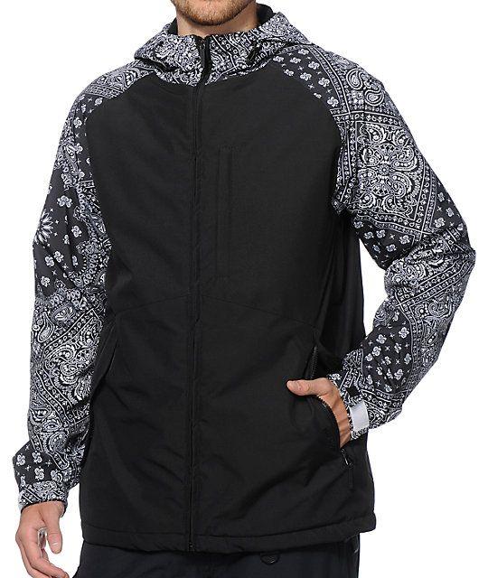 8854cdc7ea Aperture Freemont Bandana 10K Snowboard Jacket | Gift Ideas ...