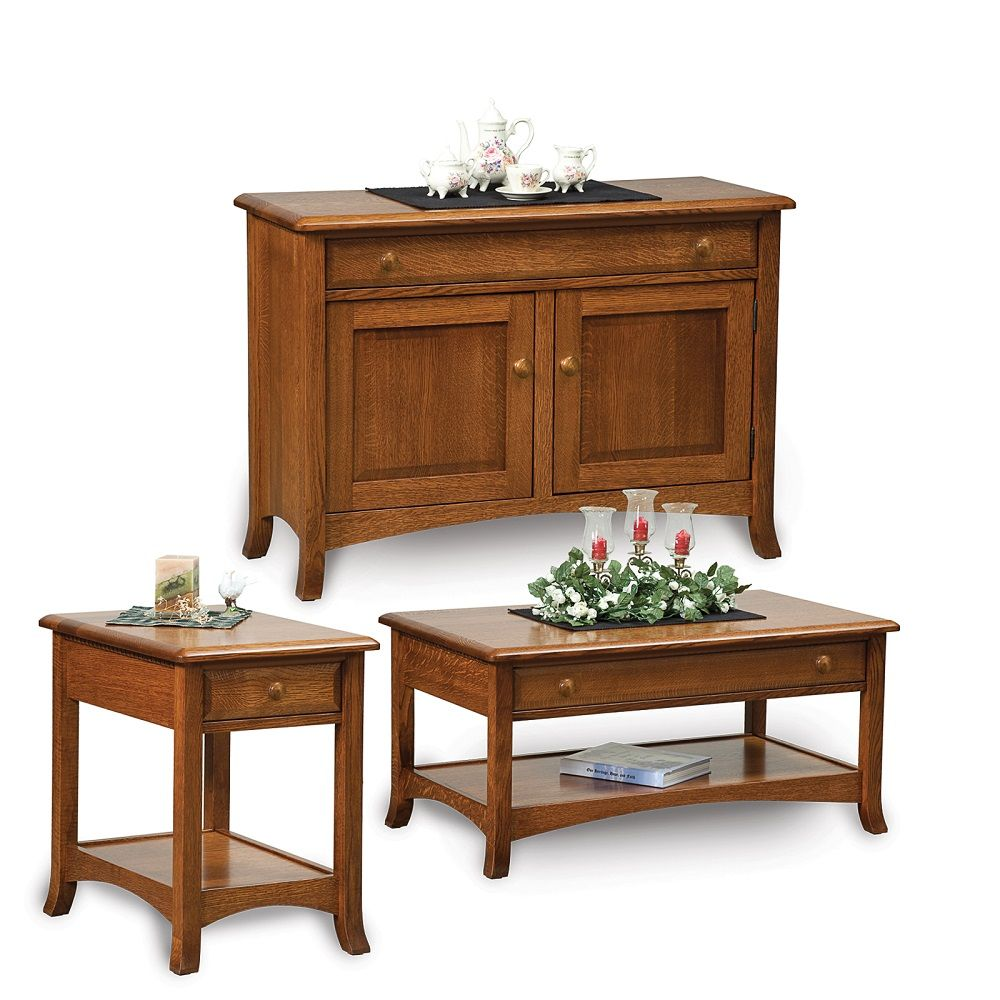 FORKCARLISLE in by Amish Furniture in Okemos, MI - Carlisle Occasional Table Group