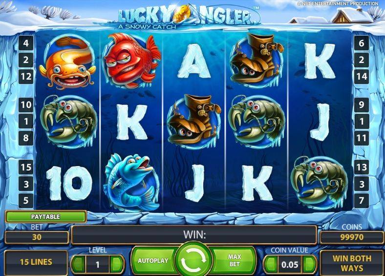 Ice Slots Themes Online