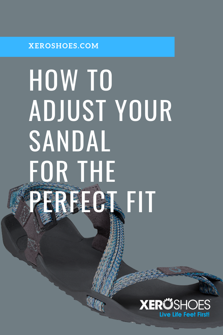 Get a comfortable but snug fit is important for a barefoot inspired sandal. These videos walk you th...