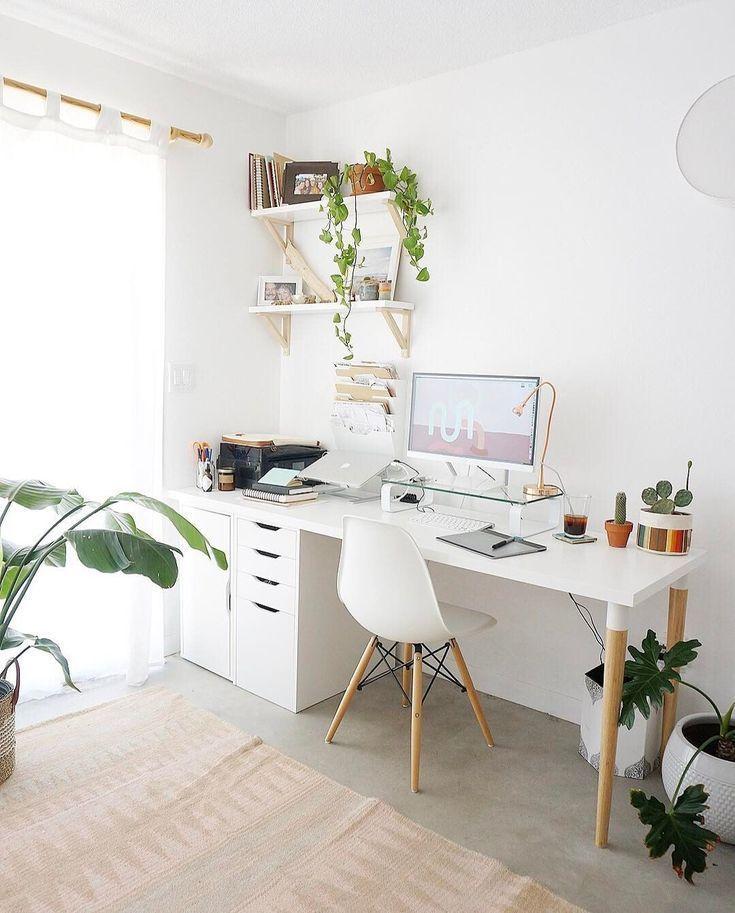 7 façons de faire fonctionner le bureau de vos rêves à la maison – Home O …