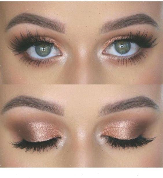 Photo of 41 Top Rose Gold Make-up-Ideen, die aussehen wie eine Göttin #bilden #aussehen …