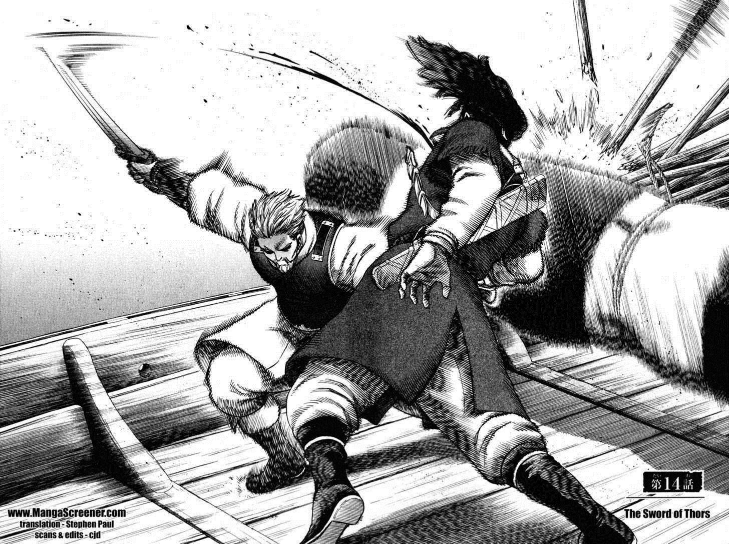 Vinland Saga anime Review (With images) Vinland saga