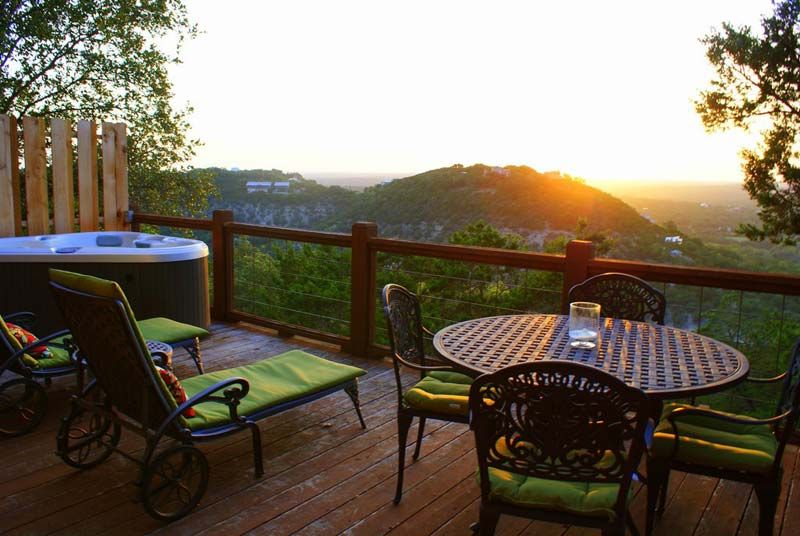 Beau Sunset Villa UPDATED 1 Bedroom Cabin In Wimberley With Hot Tub And Internet  Access   TripAdvisor