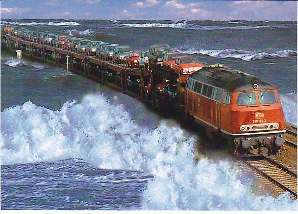 German Rail Passenger Cars  S