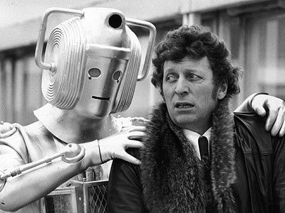Tom Baker (Dr Who (4)