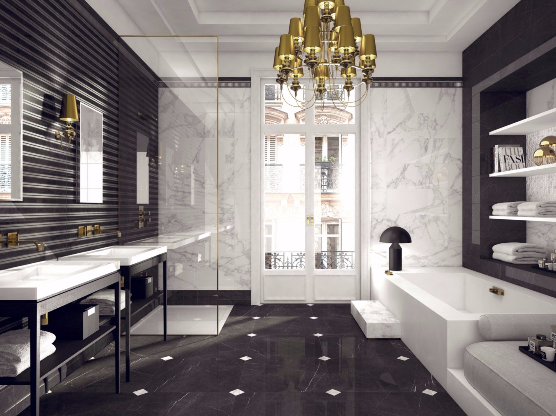 DELUXE Wall tiles Deluxe Collection by Ceramiche Marca Corona ...