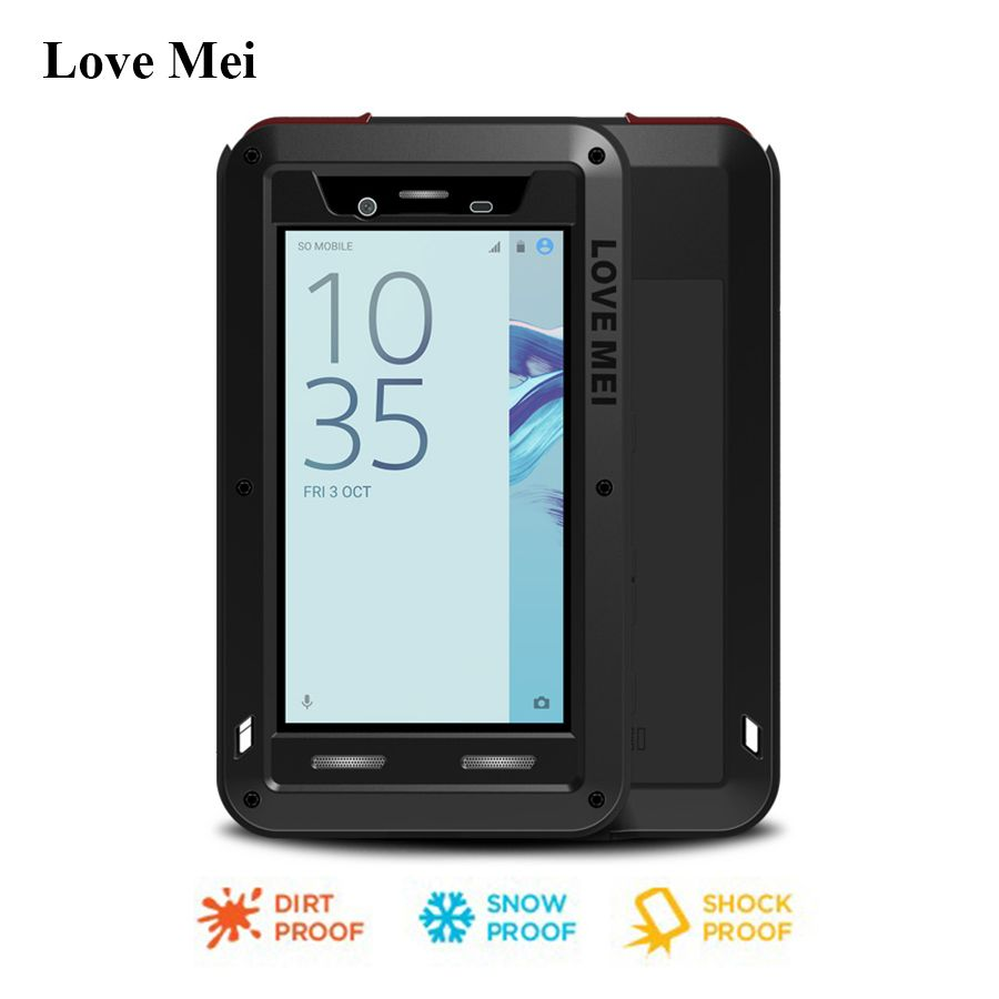 newest c2b79 e88dc For Sony Xperia X Compact Case Shockproof F5321 Waterproof Gorilla ...