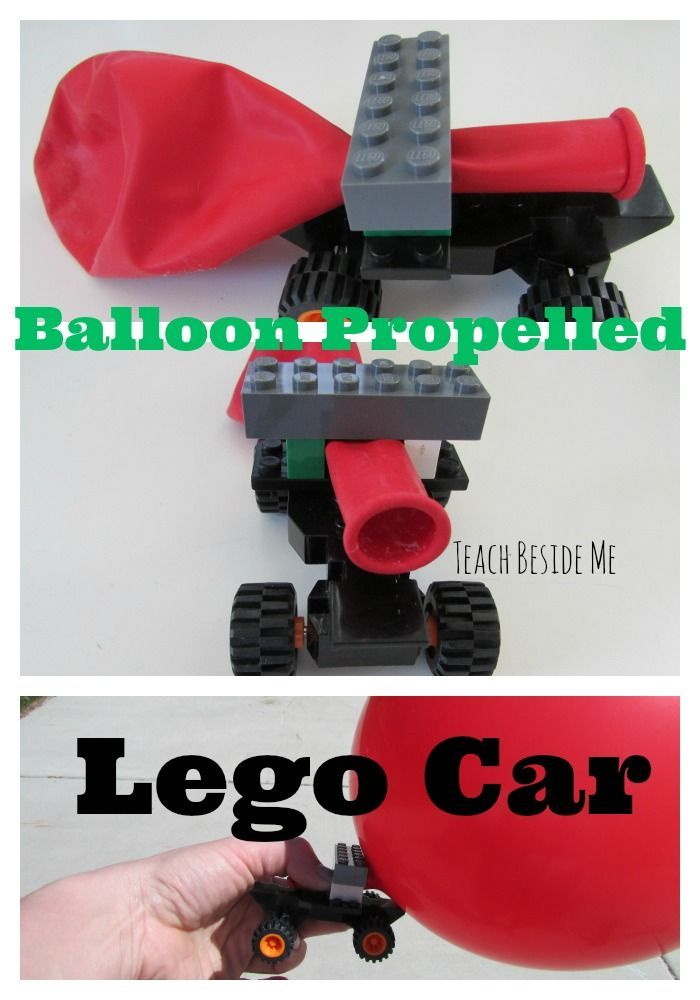 If I Built a Car ~ Storybook STEM Activities | Lego, Cars and Activities