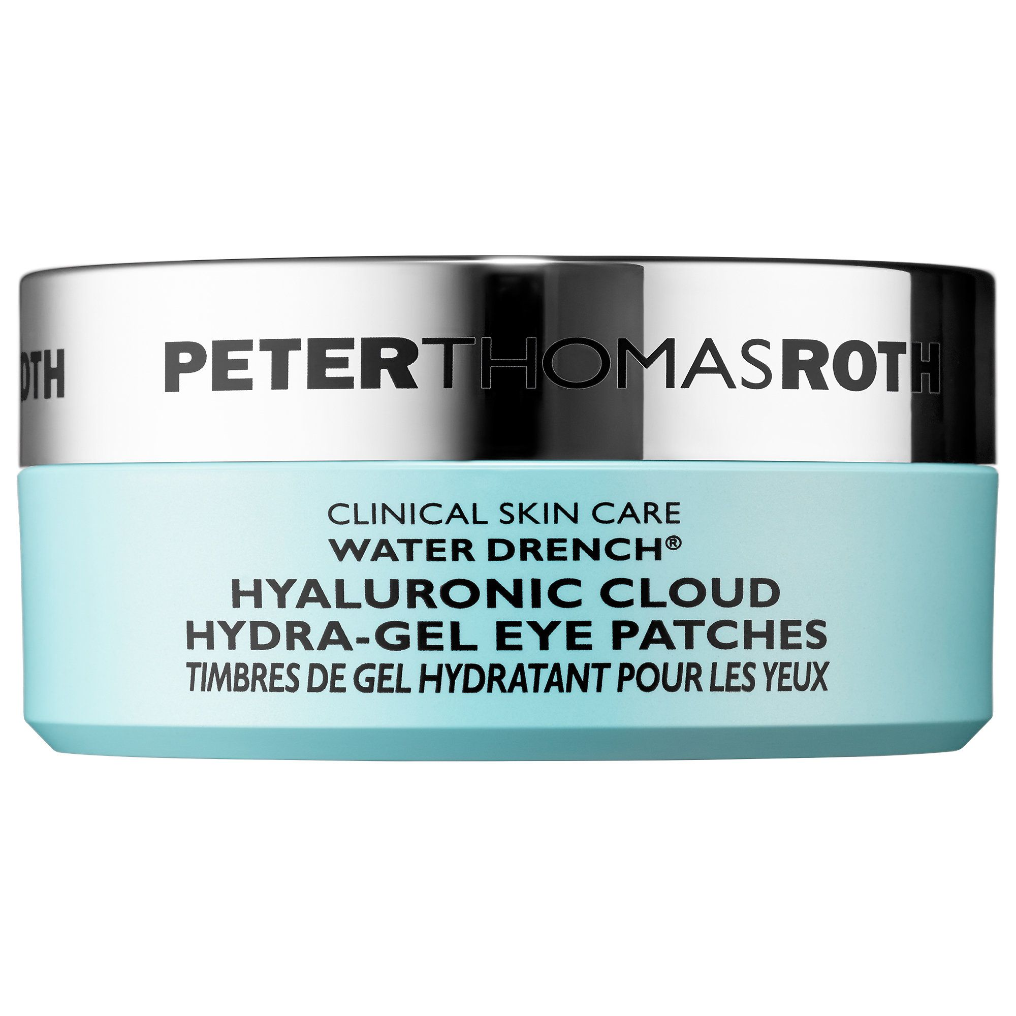 Water Drench Hyaluronic Cloud HydraGel Eye Patches